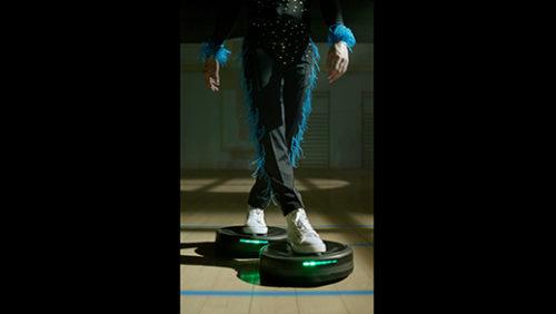 Eolan Roomba patinaje