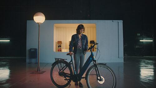 BBVA Bicicleta Aqua card