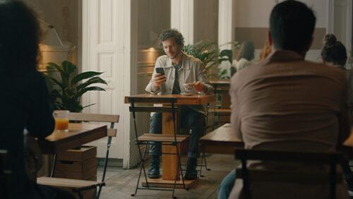 BBVA Cafetería Aqua card